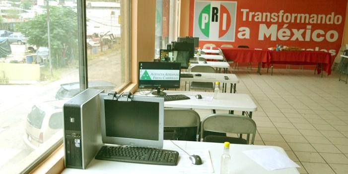 """PRI Nogales pone en marcha programa """"Sala en línea"""""""