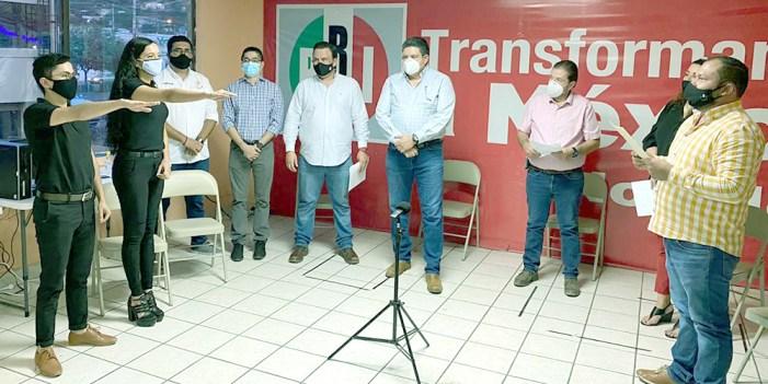 Renuevan dirigencias juveniles en centrales y organizaciones del PRI Nogales