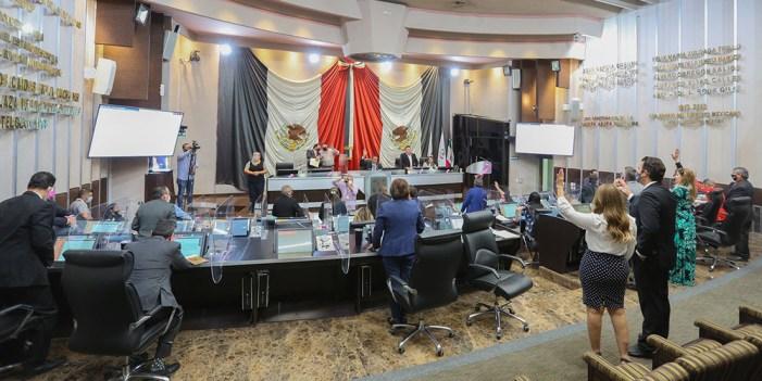 Exhorta Congreso de Sonora a respetar proceso electoral 2021