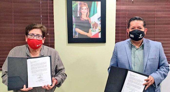 Signan revisión salarial 2020 CECyTE Sonora y Sindicato