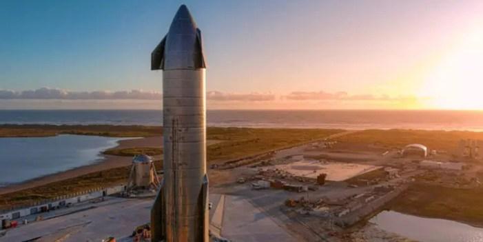 Starship de SpaceX explota antes de aterrizar