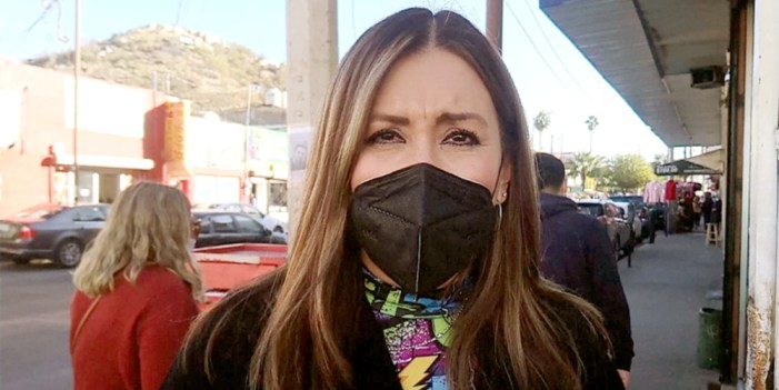 Es ilegal que sigan multando: Mirna Leyva