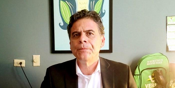 David Jiménez, llegaremos fortalecidos a la justa electoral