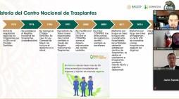 Promueve Salud Sonora cultura de #Donación de órganos