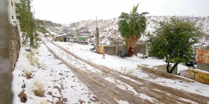 Afectaría a Sonora tormenta invernal