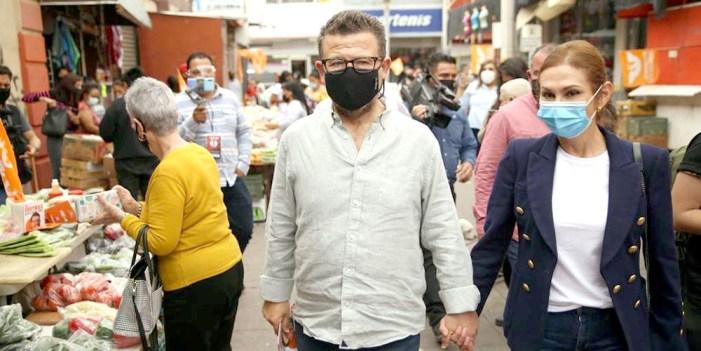 La violencia hay que detenerla: Ricardo Bours