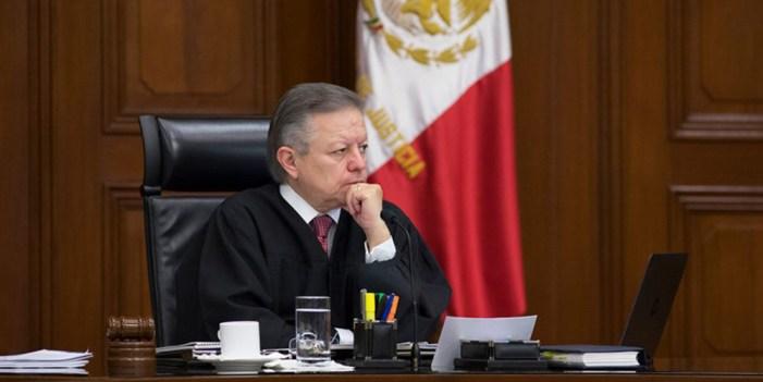 Dan golpe en la Corte