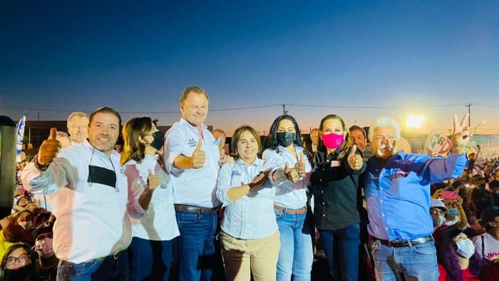 Vamos a ganar, Nogales ya decidió: Jorge Freig Carrillo