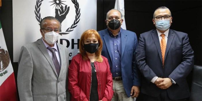 CNDH y Fapermex trabajan por el ejercicio seguro de la libertad de expresión