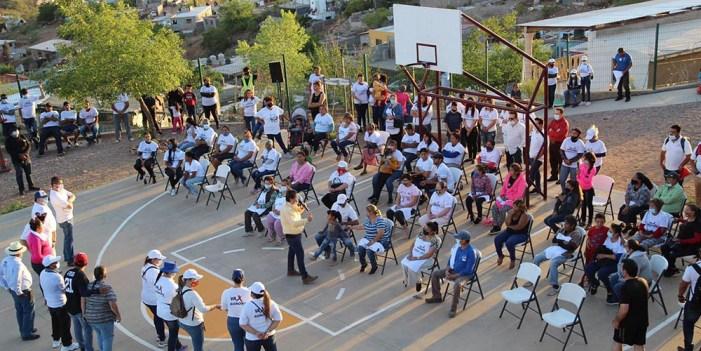 Vamos por la evolución para que Nogales se transforme: Freig Carrillo