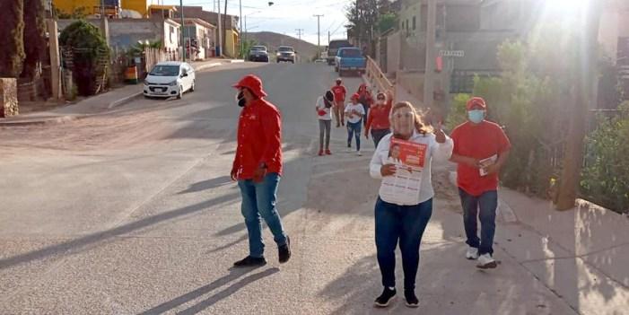 """Leticia Calderón reafirma trabajo en """"La Colosio"""""""