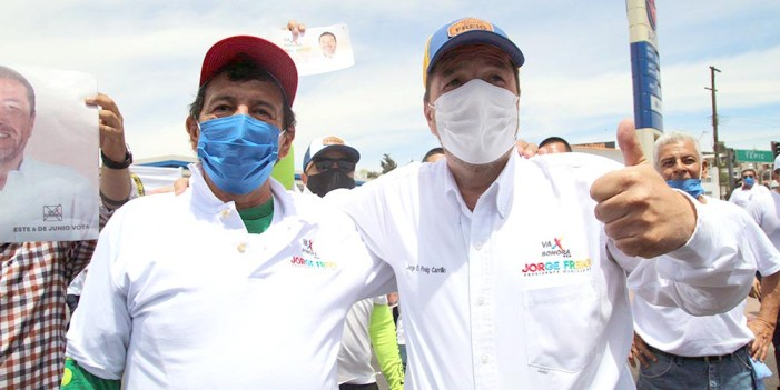 Sindicato del Ayuntamiento de Nogales VaXJorge Freig