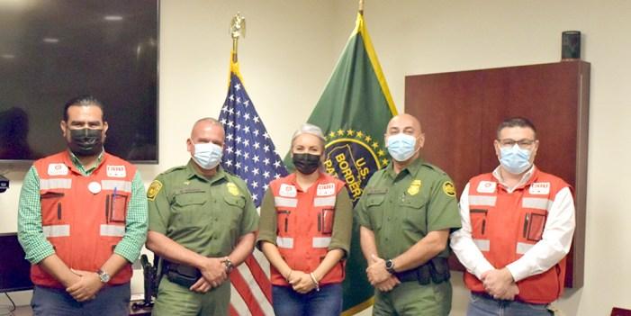 Border Patrol y C5i fortalecen colaboración