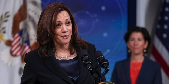 Cancelan a Kamala Harris en Senado