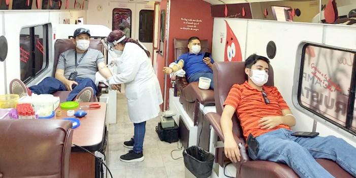 Llama Salud Sonora a donar sangre