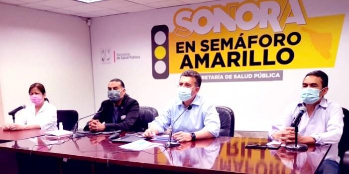 Salud Sonora pide evitar eventos masivos