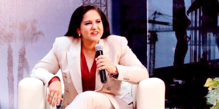 Celida López agradece apoyo y confianza otorgado para trabajar por Hermosillo