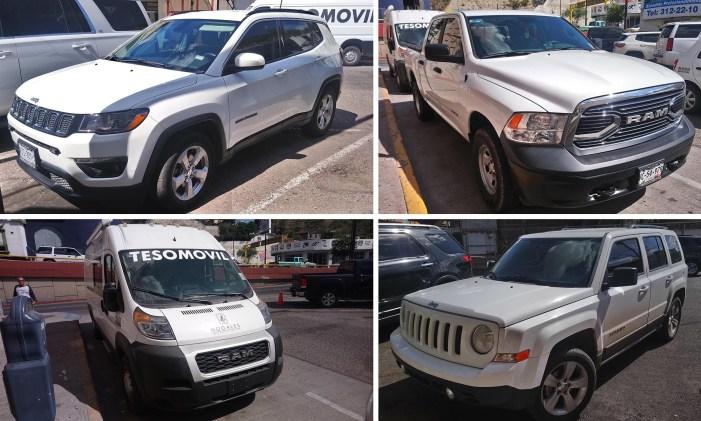 """Panadería """"La Catedral 2"""" gana 33.98 millones por rentar autos a Nogales"""