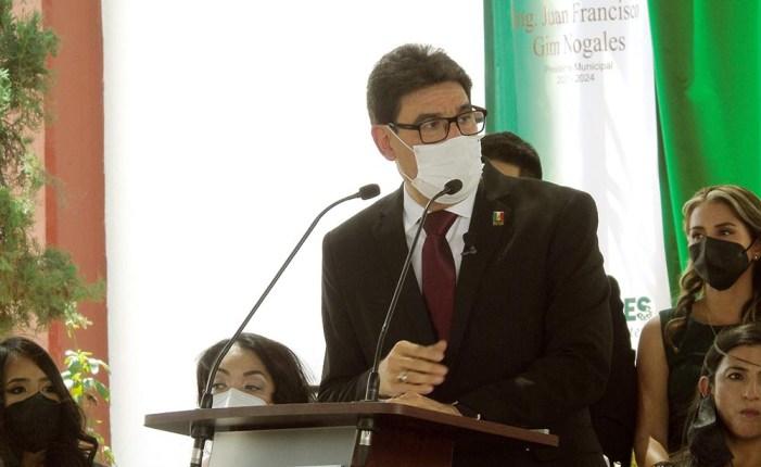 Nogales será la Gran Frontera: Juan Gim Nogales