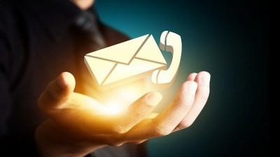 traitement de données : Formulaire de contact