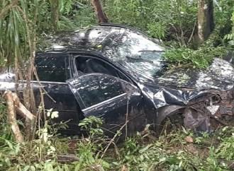 PRF apreende mais de 200kg de maconha em acidente de trânsito
