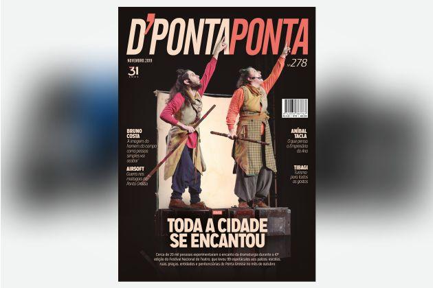 Revista D'Ponta #278 Novembro/2019
