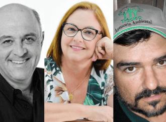 Eleições 2020    Jaguariaíva tem três pré-candidatos à Prefeitura Municipal