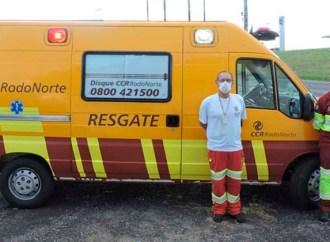 'Estrada para a Saúde': CCR RodoNorte reforça o atendimento aos caminhoneiros no combate ao Covid-19