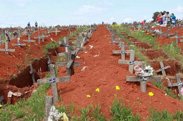 Cemitério Vicentino deve ser ampliado para receber vítimas fatais do coronavírus em PG