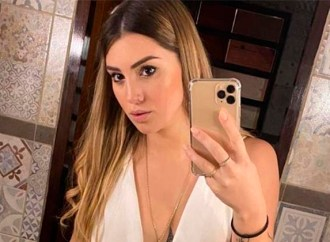 Modelo argentina morre após sofrer infarto e bater o carro