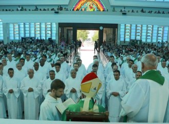 Ordenações de 47 novos diáconos da Diocese de Ponta Grossa começam neste sábado (07)