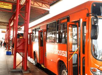 Com fluxo de passageiros 75% menor, VCG pede que Prefeitura autorize redução de jornada durante crise