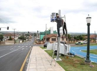 Segurança de PG contará com o reforço de cinco novos totens de monitoramento