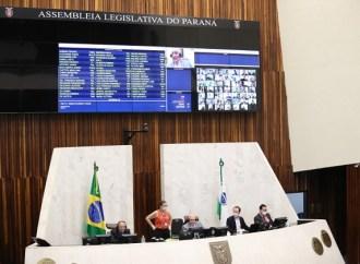 Assembléia aprova projeto que traz benefícios para a população durante pandemia