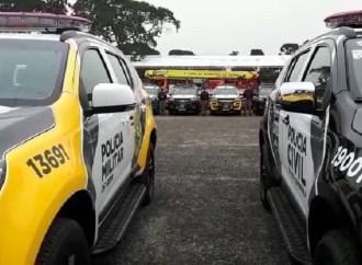 Curitiba reduziu o número de mortes violentas intencionais em 2019