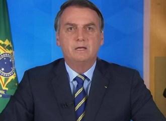 """Bolsonaro """"muda de ideia"""" sobre Coronavírus"""