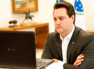 Governador Ratinho Junior lamenta o falecimento de servidores do Estado em acidente