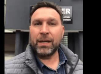 Vídeo: Pauliki registra boletim de ocorrência contra perfis falsos e fake news