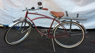Brown Schwinn