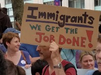 Immigrants -- We get the job done!
