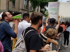 Stop separating families; Whose Family Values?