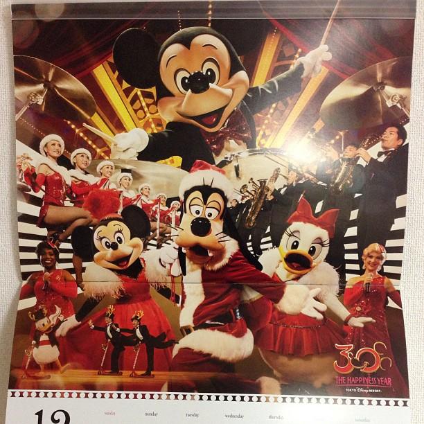 OLCカレンダー12月はビッグバンドビート クリスマス・スペシャル。 - from Instagram