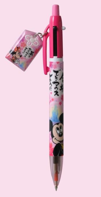 シャープペン&2ボールペン (c)Disney