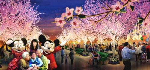 Garden of the Twelve Friendsイメージ (C)Disney