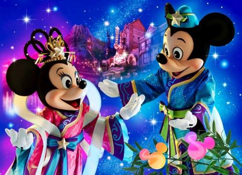 七夕ウィッシング2014 (c)Disney