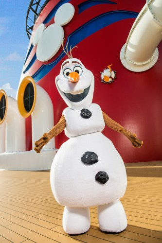 "Land of ""Frozen"" Coming to Disney Cruise Line in Summer 2015 (c)Disney"