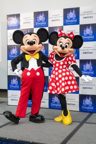 ミッキー&ミニー/As to Disney photos, logos, properties: (c)Disney