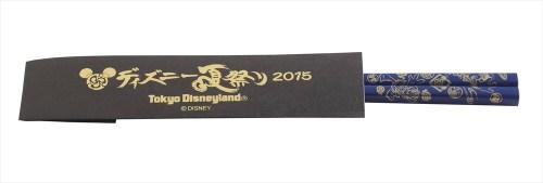 「スペシャル膳、スーベニア箸付き」 2800円 (c)Disney