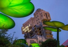 TOWER OF TERROR (ANAHEIM, Calif.) (c)Disney