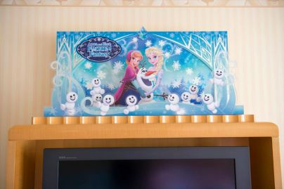 テレビ台 (c)Disney